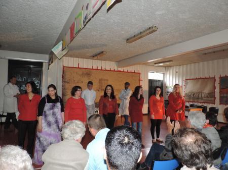 L'Atelier Théâtre du 28 avril présente : Le Septième Kafana