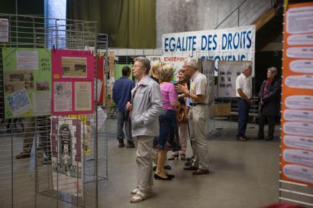 Les 40 ans de l'ASTI, photos de Philippe Petiot
